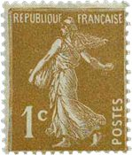 Frankrig - YT 277B - Postfrisk