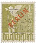 Allemagne/Berlin 1949 - Michel 33 - Oblitéré
