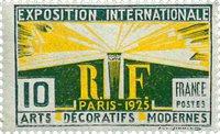 Frankrig - YT 210 - Postfrisk