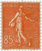 France - YT 204 - Neuf avec charnières