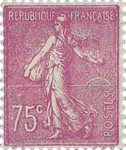 Frankrig - YT 202 - Postfrisk