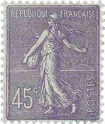 France - YT 197 - Neuf avec charnières