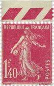 France - YT 196 - Neuf avec charnières