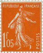 France - YT 195 - Neuf avec charnières