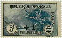 France - YT 169 - Neuf avec charnières