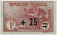 France - YT 168 - Neuf avec charnières