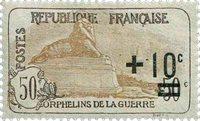 France - YT 167 - Neuf avec charnières