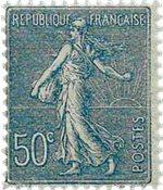 France - YT 161 - Neuf avec charnières