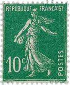 France - YT 159 - Neuf avec charnières