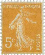 Frankrig - YT 158 - Ubrugt