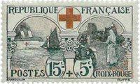 France - YT 156 - Neuf avec charnières