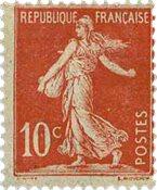Frankrig - YT 134 - Ubrugt