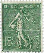 France - YT 130 - Neuf avec charnières