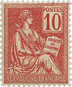 France - YT 116 - Neuf avec charnières