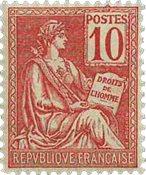 Frankrig - YT 116 - Postfrisk