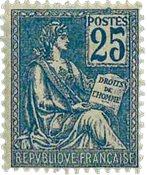 France - YT 114 - Neuf avec charnières