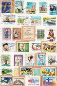 Finland - afknipsels van brieven - 150 gr