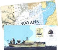 France - Hydrographie - Bloc-feuillet neuf en pochette