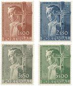 Portugal 1954 - Michel 831/834 - Postfrisk