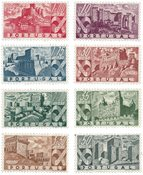 Portugal 1946 - Michel 693/700 - Neuf