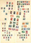 Espagne - Collection en reliure, 1852-1950