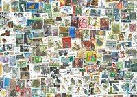 IRLANTI - 500 erilaista postimerkkiä