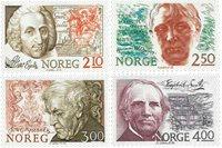 Norvège - AFA 956-959 - Neuf