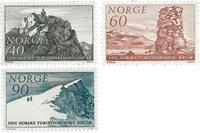 Norvège - AFA 574-576 - Neuf