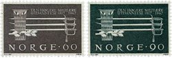 Norvège - AFA 566-567 - Neuf