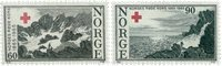 Norvège - AFA 543-544 - Neuf
