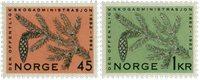 Norvège - AFA 483-484 - Neuf