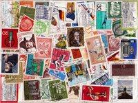 Duitsland - 550 verschillende postzegels