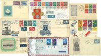 Israël - Lot en carton