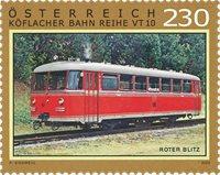 Austria - Köflacher Railway - Mint stamp