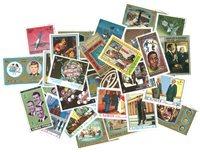Arabiske Stater - 350 forskellige stemplede frimærker
