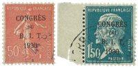 France 1930 - YT 264-65 - Oblitéré