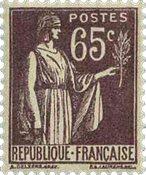 Frankrig - YT 284 - Postfrisk