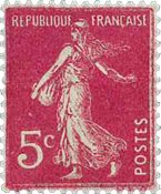 Frankrig - YT 278B - Postfrisk