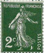 Frankrig - YT 278 - Postfrisk