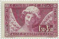 Frankrig - YT 256 - Ubrugt