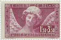 France - YT 256 - Neuf avec charnières
