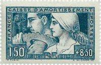 France - YT 252 - Neuf