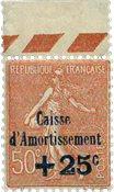 Frankrig - YT 250 - Ubrugt