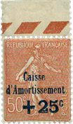 France - YT 250 - Neuf avec charnières