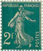 France - YT 239 - Neuf avec charnières