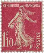 France - YT 238 - Neuf avec charnières
