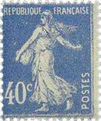France - YT 237 - Neuf avec charnières