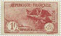 Frankrig - YT 231 - Ubrugt