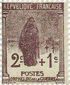 Frankrig - YT 229 - Ubrugt