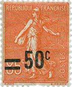 Frankrig - YT 221 - Postfrisk